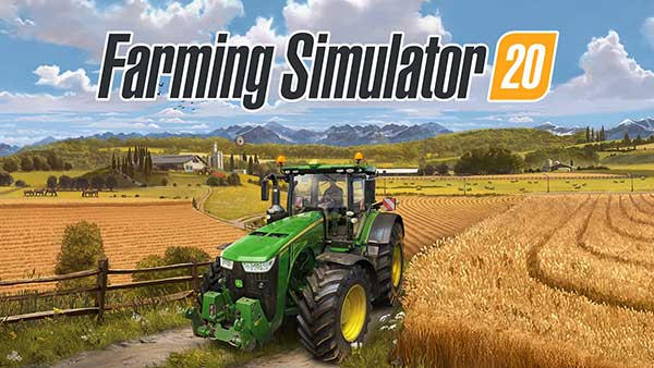 FARMING SIMULATOR 20 CRACK
